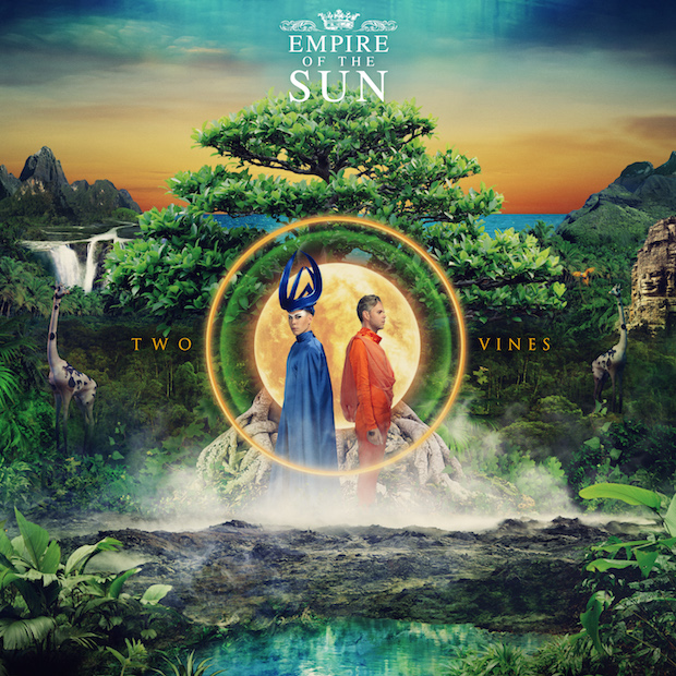 Image result for empire of the sun two vines vinyl art