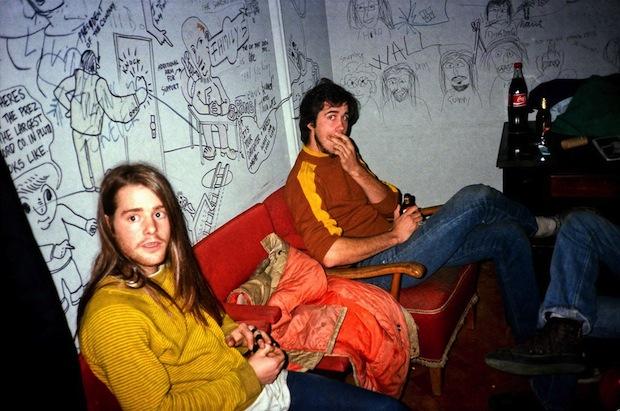 Bruce Pavitt Check Out NeverBeforeSeen Nirvana Photos From eBook by