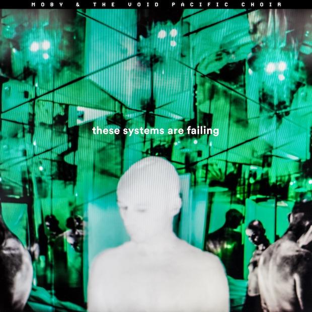 moby nuevo disco