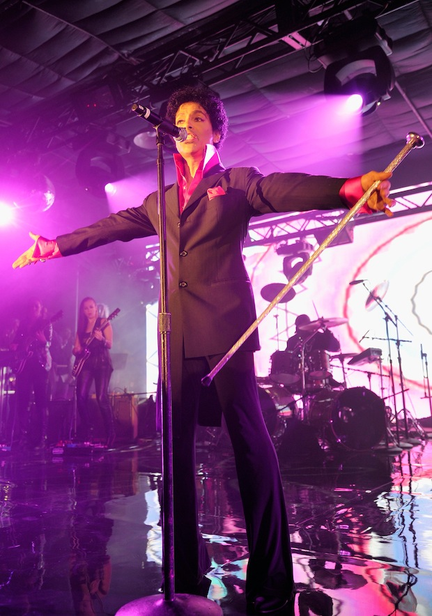 Prince at SXSW Review: Dont Stop Til You Get Enough