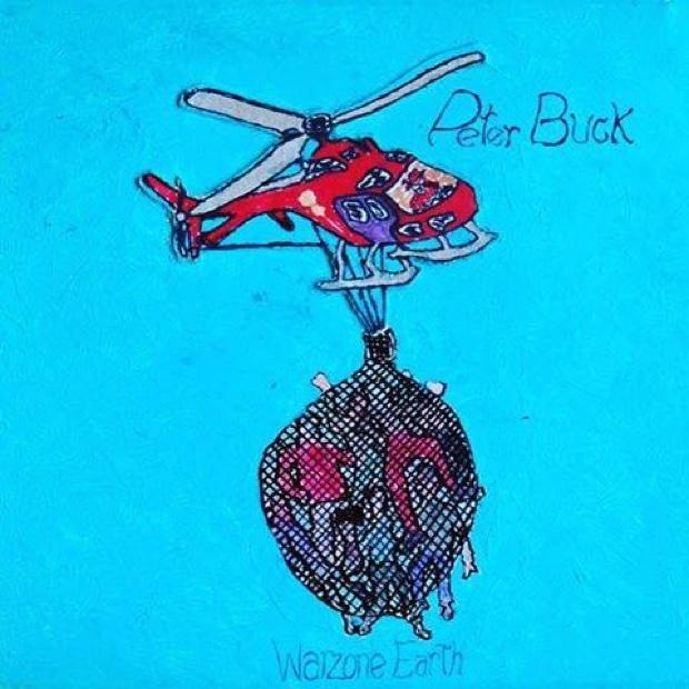 """PETER BUCK DE R.E.M. ANUNCIA SU NUEVO DISCO EN SOLITARIO, """"WARZONE EARTH"""""""