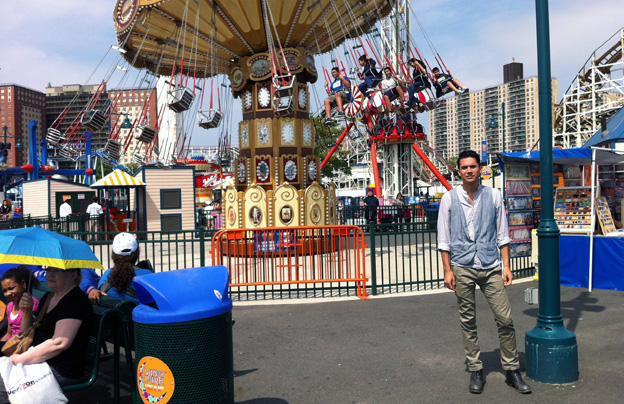 Backyard Coney Island Hours