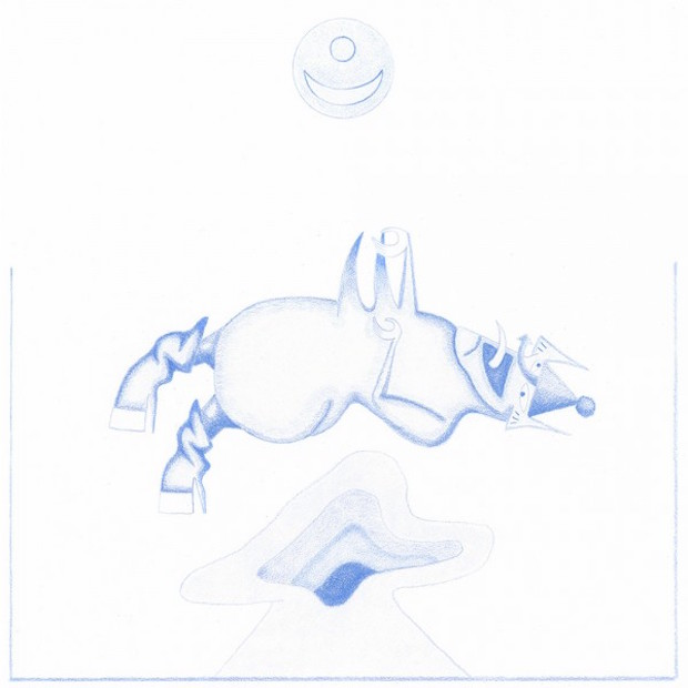Ape in Pink Marble - Devendra Banhart