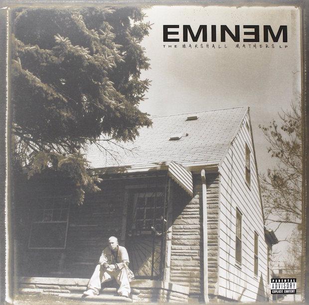 Eminem Selling Bricks From His Childhood Home | Pitchfork