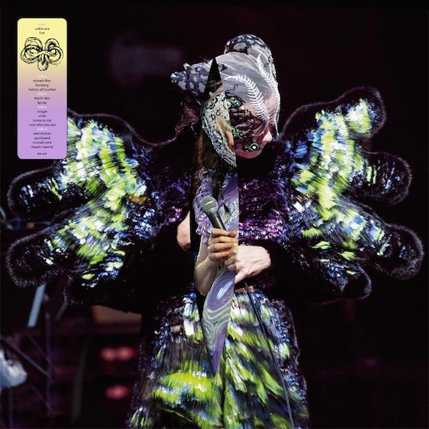 Bj 246 Rk Announces Vulnicura Live Luxury Boxset With Amazing