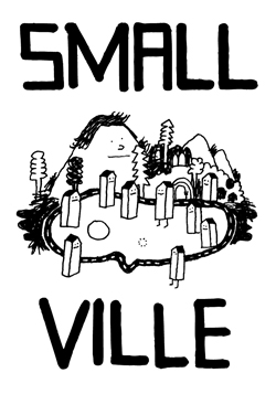 Smallville by Stefan Marx