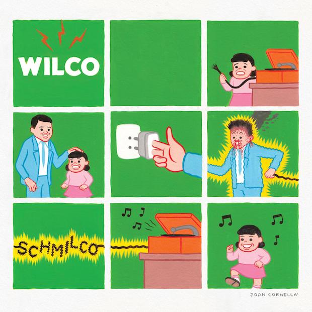 """PORTADA DE """"SCHMILCO"""" EL NUEVO DISCO DE WILCO"""