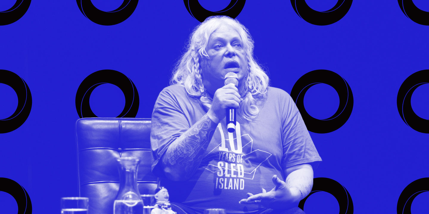 Podcast: In Sight Out: Genesis P-Orridge