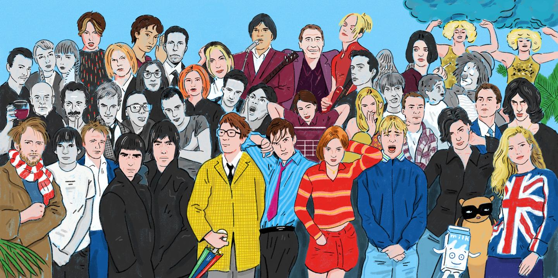 Lists & Guides: The 50 Best Britpop Albums