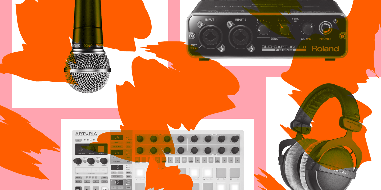Longform: How to Buy the Best Home Recording Studio Equipment: A Beginner's Guide