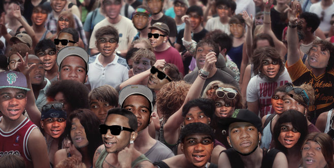 Articles: FanBased: Inside Lil B's Ecstatic Cult
