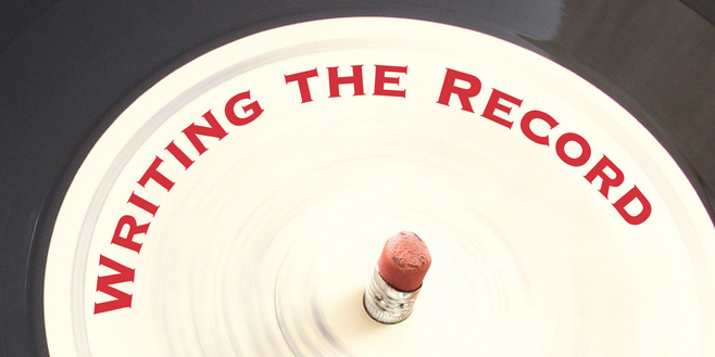 Paper Trail: Writing the Record