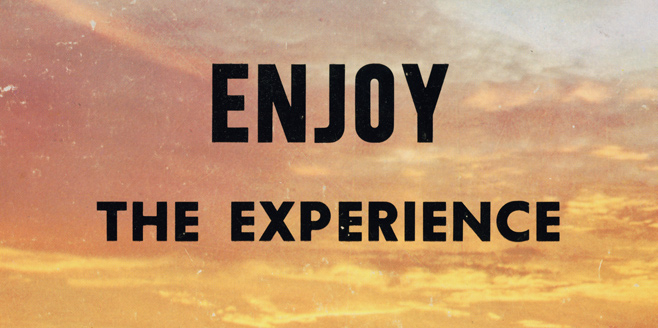 Paper Trail: Enjoy the Experience