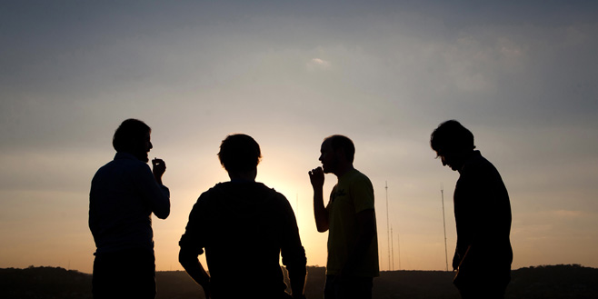 Interviews: Explosions in the Sky and David Gordon Green