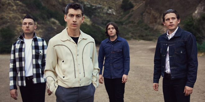 Interviews: Arctic Monkeys