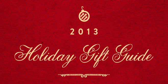 Articles: Holiday Gift Guide 2013