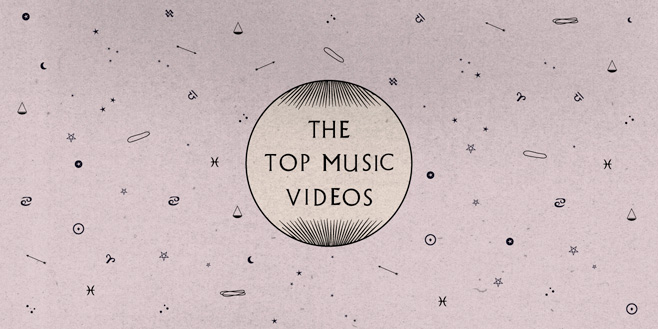 Staff Lists: The Top Music Videos of 2013