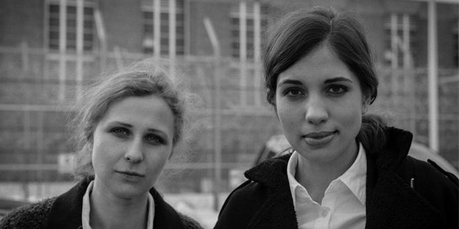 Interviews: Pussy Riot's Nadya Tolokonnikova and Masha Alyokhina