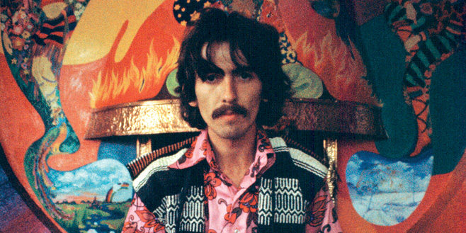 Overtones: Notes You Never Hear: The Metaphysical Loneliness of George Harrison
