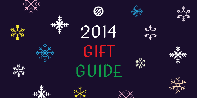 Staff Lists: Holiday Gift Guide 2014