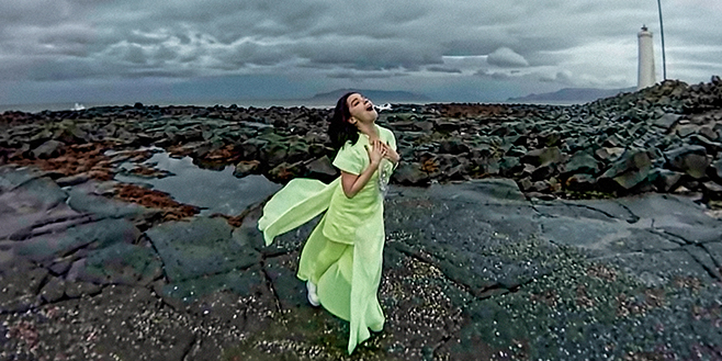 Interviews: The Invisible Woman: A Conversation With Björk