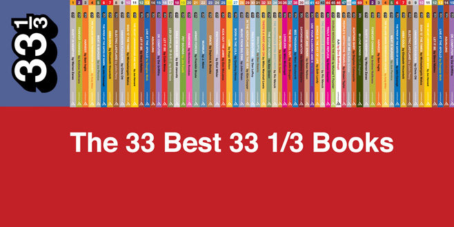 Articles: The 33 Best 33 1/3 Books
