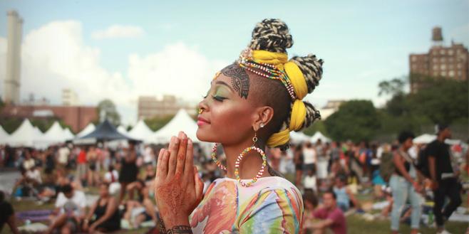 Photo Galleries: Afropunk Fest 2015