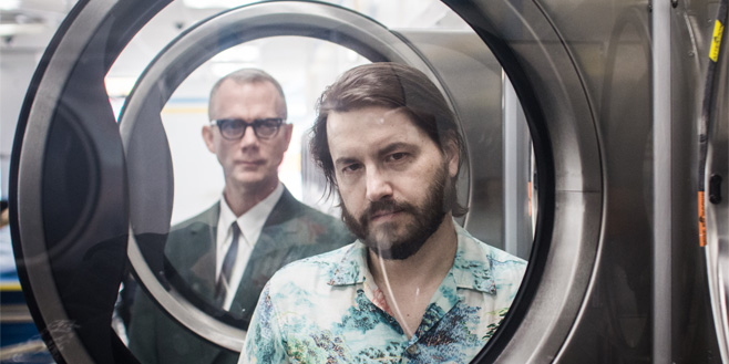 Interviews: The Secret Language of Laundry: Inside Matmos' Washing Machine Album