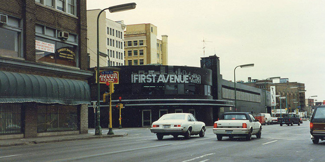 Article: Everybody Is a Star: How the Rock Club First Avenue Made Minneapolis the Center of Music in the '80s