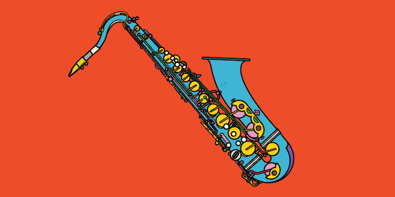 From the Pitchfork Review: The Most Legendary Saxophone Ever Made