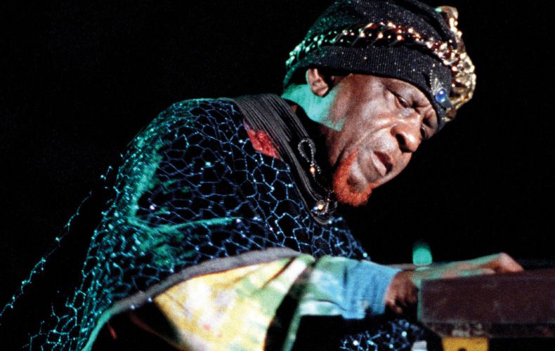 From the Pitchfork Review: The Interstellar Style of Sun Ra