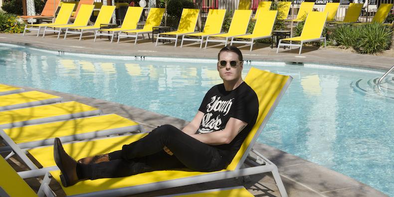 Photo Gallery: Coachella 2016: Pitchfork Radio in Palm Springs