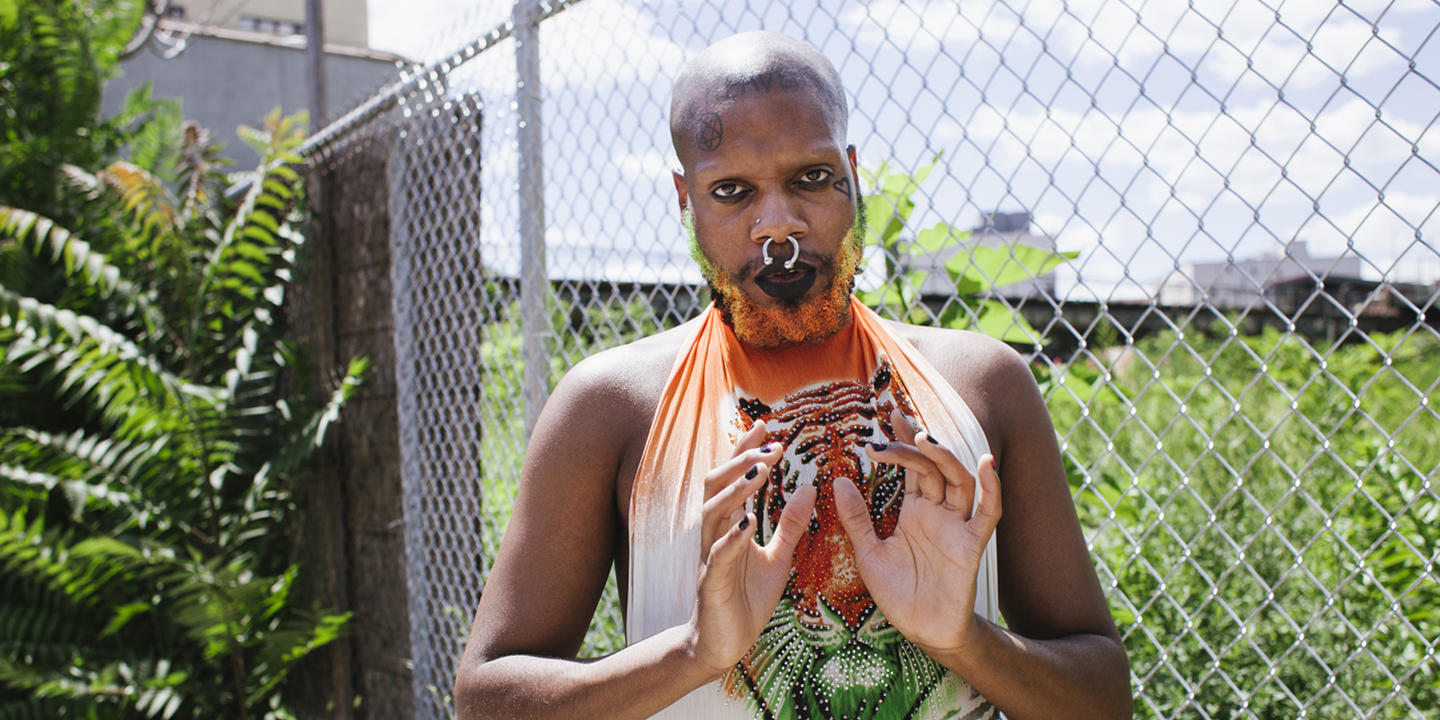Rising: serpentwithfeet: The Ecstasy of Exorcism