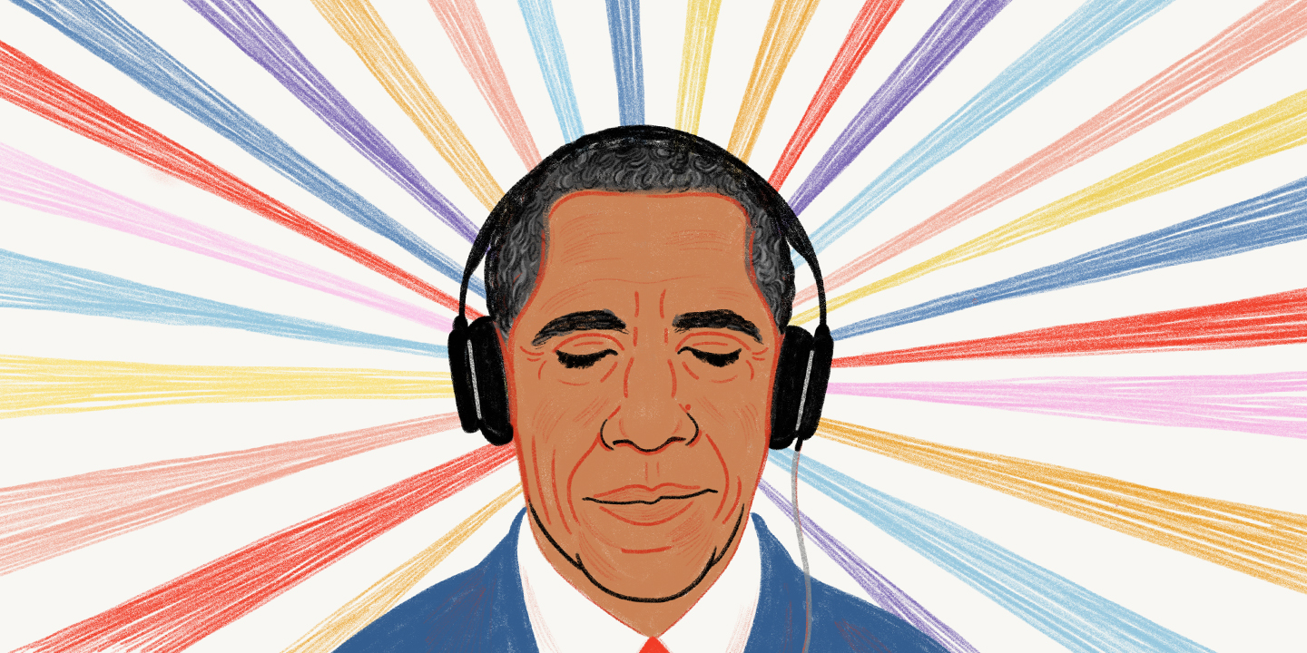 The Presidential Suite: A Look Back at Obama's Musical Milestones
