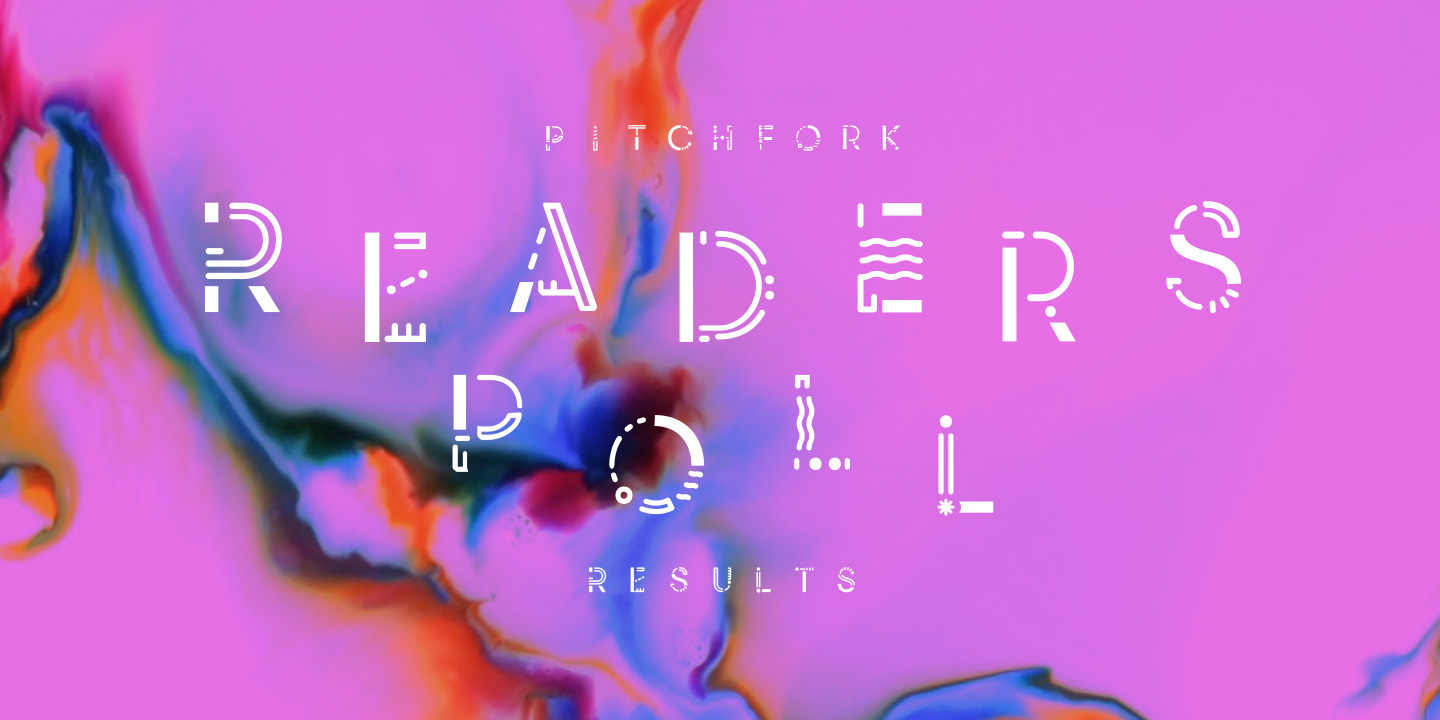 Lists & Guides:  Pitchfork Readers' Poll Results 2016