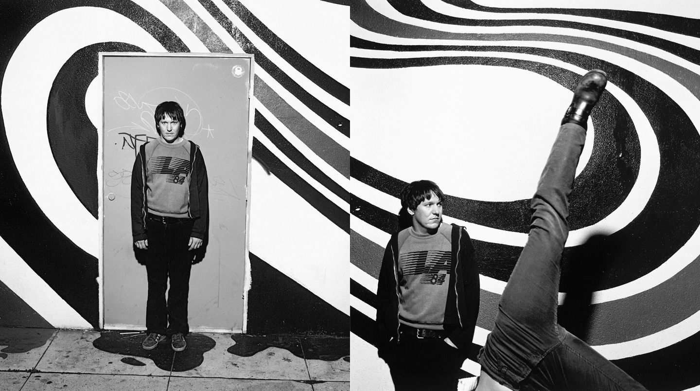 Keep the things you forgot an elliott smith oral history for Elliott smith mural