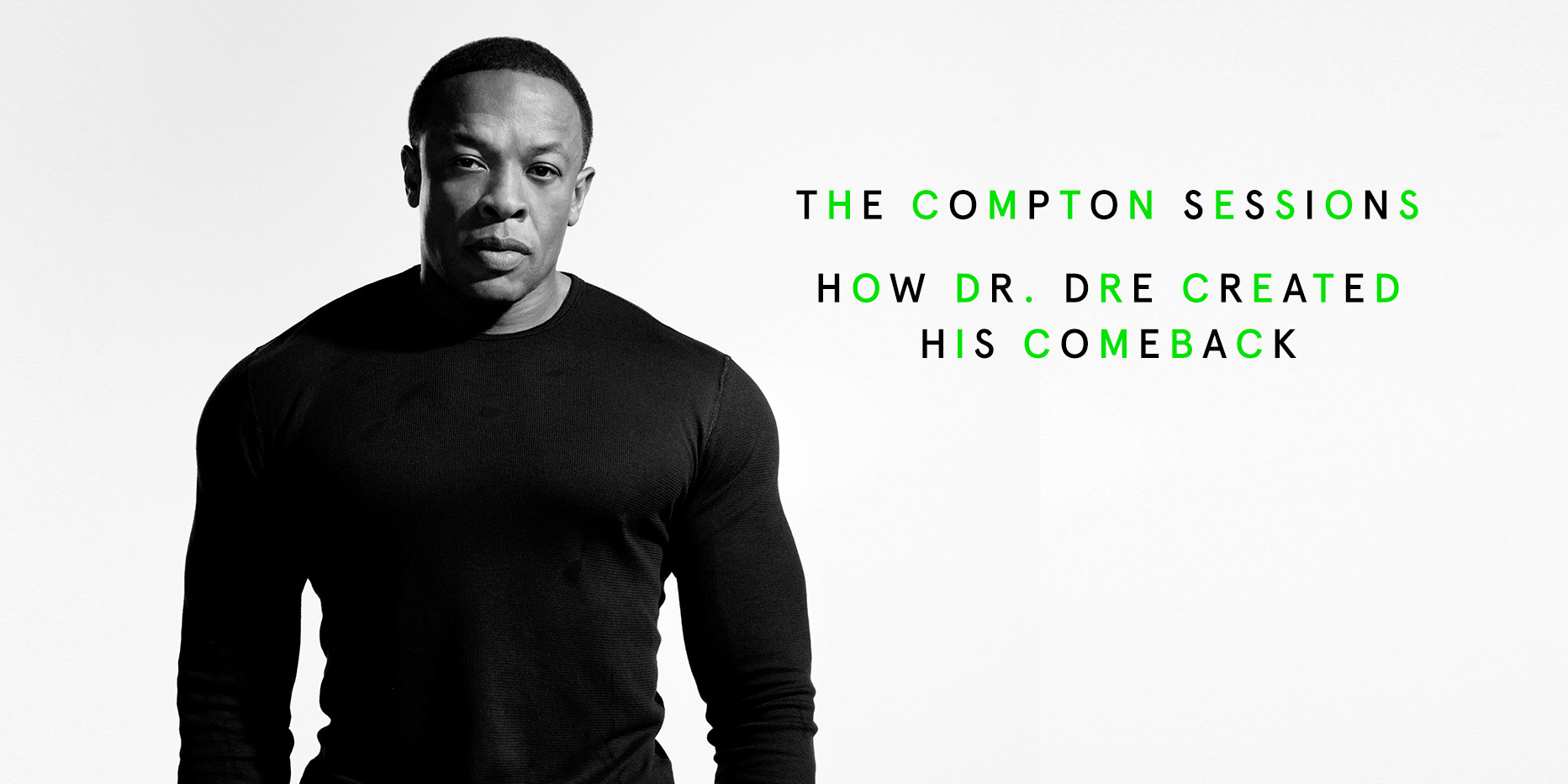 Overtones The Compton Sessions How Dr Dre Created His Comeback