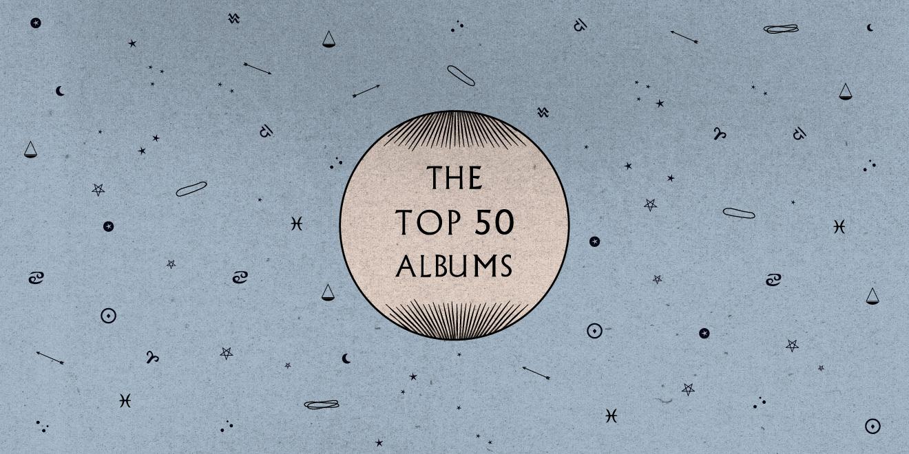 Pitchfork: Top 50 Albums Of 2013