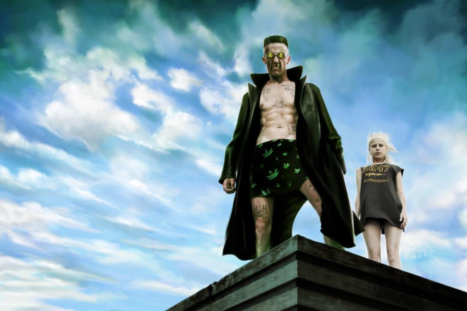 Die Antwoord Announce Tour
