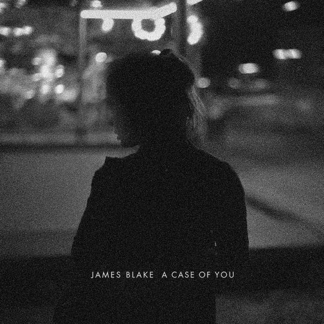 James Blake: A Case Of You