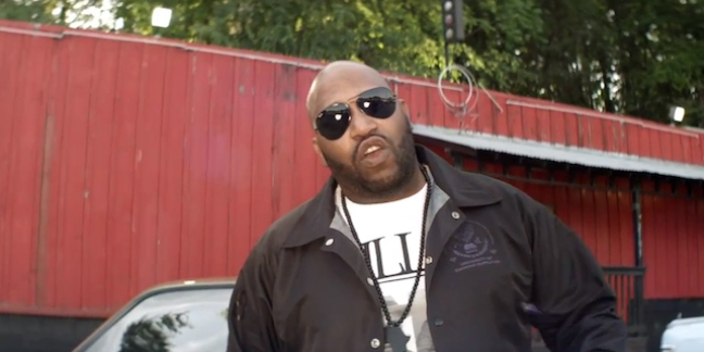 "NSFW Video: Killer Mike: ""Big Beast"""