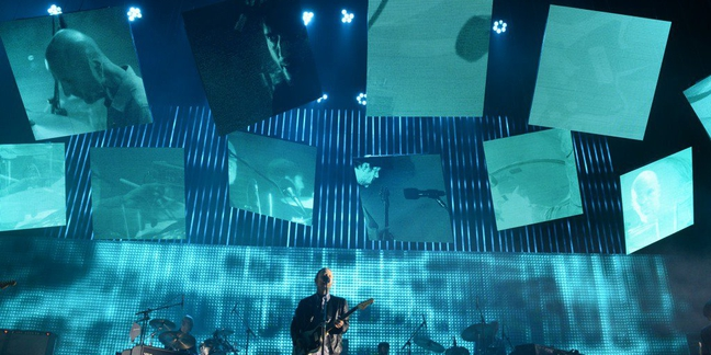 Radiohead Postpone Shows, Release Statement