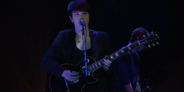 "Watch the xx Perform ""Angels"" on ""Conan"""