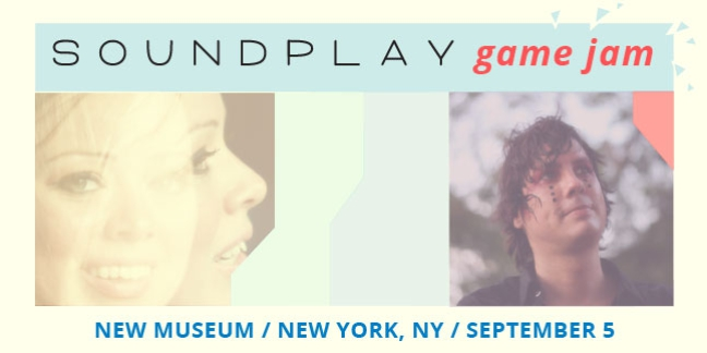 Pitchfork Presents Soundplay Game Jam at NYC's New Museum, Featuring Chromatics and Oneohtrix Point Never