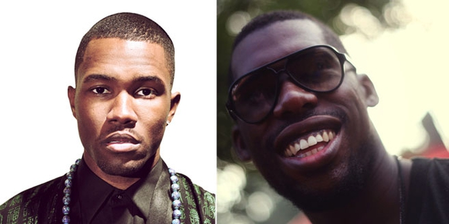 "Listen: Flying Lotus Remixes Frank Ocean's ""Thinkin Bout You"""