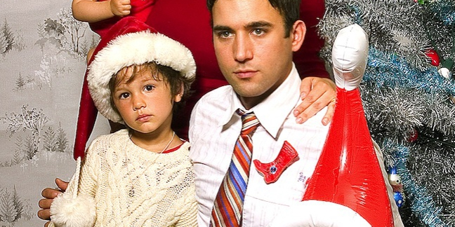 Is Sufjan Stevens Making a New Christmas Record? Is Kitty Pryde Involved?!