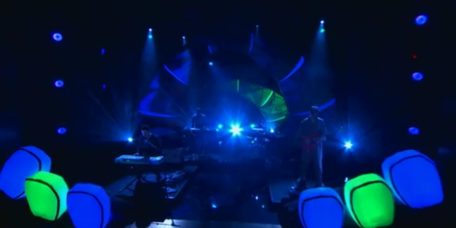 "Watch Animal Collective on ""Conan"""