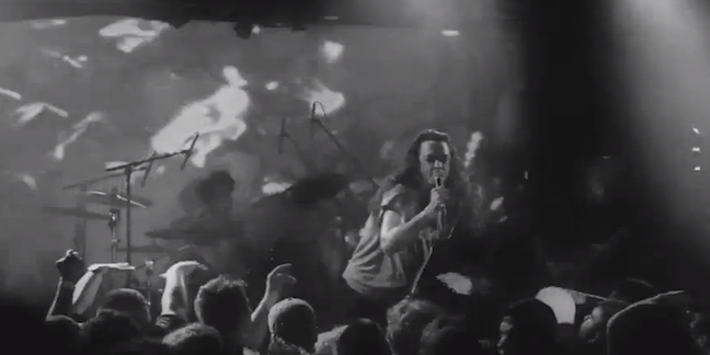 "Watch Trash Talk Tear Up ""Explode"" and ""Dig"" Live at Check Yo Ponytail 2 in Los Angeles"