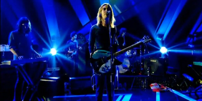 "Watch Tame Impala on ""Jools Holland"""