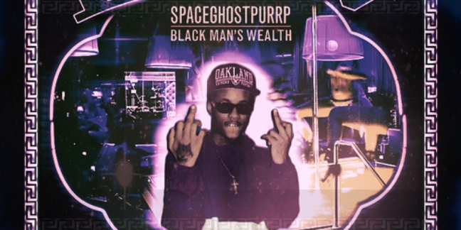 Listen to Spaceghostpurrp\'s New B.M.W. EP MP3